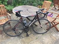Merida ride 90: 25 inch wheels: 52cm frame: 20 gears: aluminium frame