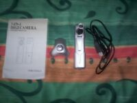 3-in-1 digi camera. Vgc with several accessories. As new. Comes with everything you need