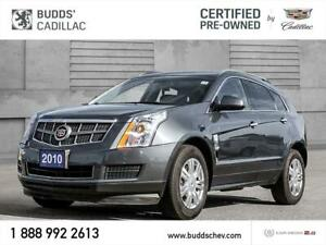 2010 Cadillac SRX LUXURY COLLECTION ,LEATHER, SUN ROOF