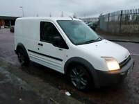 FORD TRANSIT CONNECT L200 FULL SERVICE HISTORY