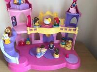 Fisher Price Disney Princess castle