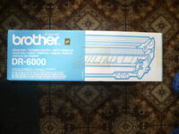 Brother Drum Unit DR-6000 for Fax Machines. Brand new, sealed.