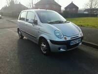 Deawoo Matiz 0.8l good on fuel