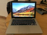 Apple Macbook Pro Late 2011 Intel i5 4GB DDR3 500GB HDD Excellent Condition