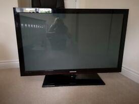 "44"" Samsung Plasma TV"