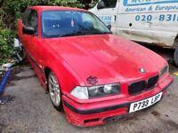 BMW Drifting car ready to go