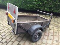 Car trailer 5x4 foot