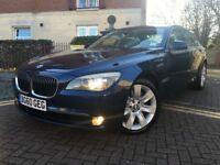 2010 Bmw 730d SE Auto/Tiptronic **CAT N**