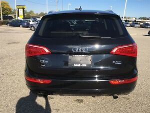 2011 Audi Q5 2.0 LT PREMIUM PLUS HEATED LEATHER FOG LIGHTS AWD Kitchener / Waterloo Kitchener Area image 5