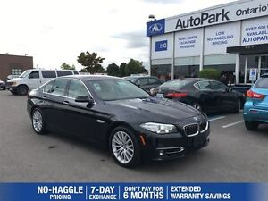 2014 BMW 5 Series 528i xDrive| Navi| Backup Camera| Bluetooth