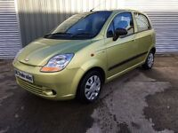 2006 CHEVROLET MATIZ 1.0 SE *** FULL YEARS MOT *** similar to polo clio corsa fiesta punto