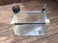 Fish tanks for sale. New and unused