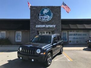 2015 Jeep Patriot LOOK HIGHT ALTITUDE! FINANCING AVAILABLE!