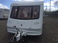 SOLD!!!!!!! 2002 Elddis Sunseeker 505 5 berth caravan. Brilliant family caravan!!