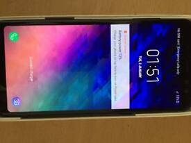 Samsung galaxy A8 black 32gb locker to Vodafone