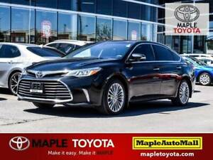 2016 Toyota Avalon LIMITED w NAVIGATION LEATHER MOONROOF 1 OWNER