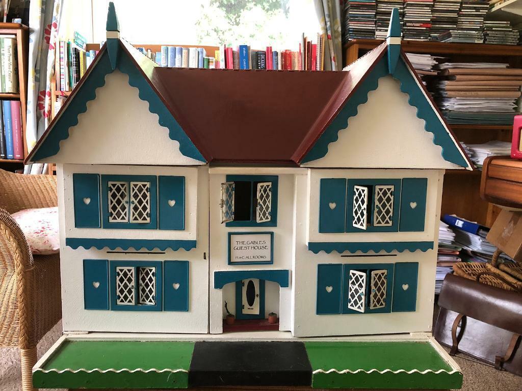 Vintage Triang Wooden Dolls House In Newton Abbot Devon Gumtree