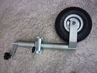 Maypole 48mm Jockey Wheel And Clamp