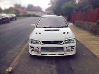 Subaru impreza wrx sti Jdm version 2 330+bhp px swap