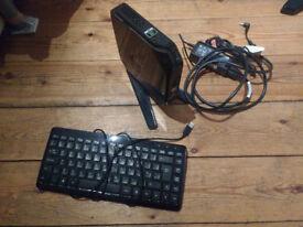 Acer Aspire Revo R3700 with original keyboard (Intel Atom 1.8GHz 4GB 320GB HDMI )