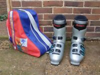 Ski boots, Mens' shoe/foot size 11 or 30.5