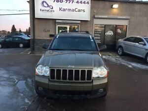 2008 Jeep Grand Cherokee Laredo North Edition - Diesel!!