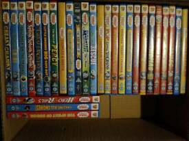 Thomas & friends dvds