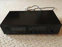 Denon DR -MO7 Separates Cassette Deck