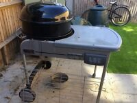 BBQ Webber Preformer With gas ignition cost over £400 new.