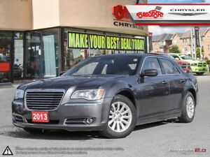 2013 Chrysler 300 Touring LEATHER 8.4 RADIO BLUETOOTH SUNROOF