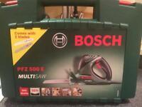 Bosch PFZ 500 E Multisaw