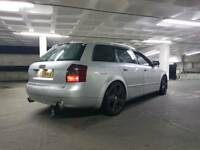 Audi a4 avant 1.9tdi remapped