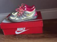 Nike free 5.0 h20 repel size 5 uk