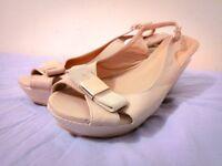 Lovely Beige Sandals