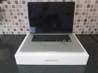 """Apple MacBook Pro 15"""" - HIGH SPECS"""