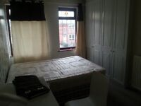 double single bedrooms available, all bills inc.