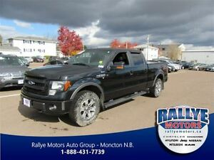 2014 Ford F-150 FX4! Super Cab! 4x4! Alloy! Hitch! Trade-In! Sav