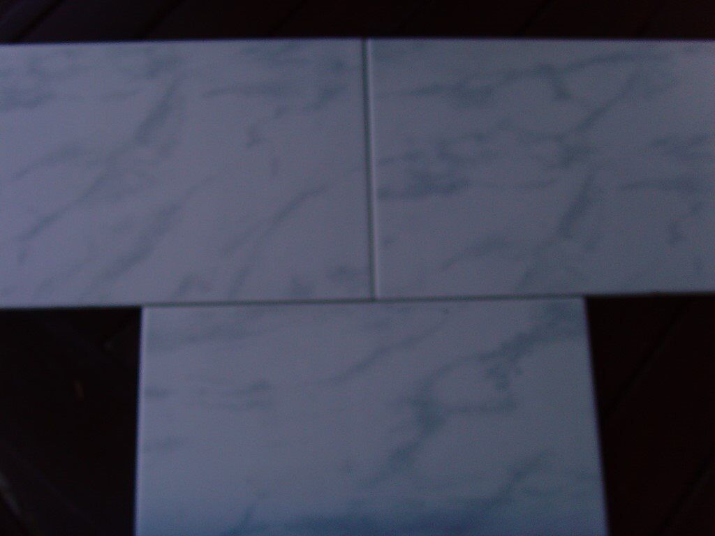 35 for 4,4sqm of wall tiles JANSON TILES ,marble effect,200mm x ...