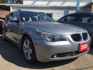 2006 BMW 5 Series 530xi Wagon 165K Navi AWD Leather MUST SEEE!!!
