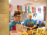 Cafe Supervisor (Saturday). To run a Kelso Community Cafe