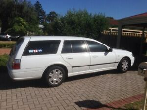 2007 Ford Falcon Station Wagon only 137,000 Kms