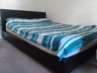 Bed King IKEA one year used