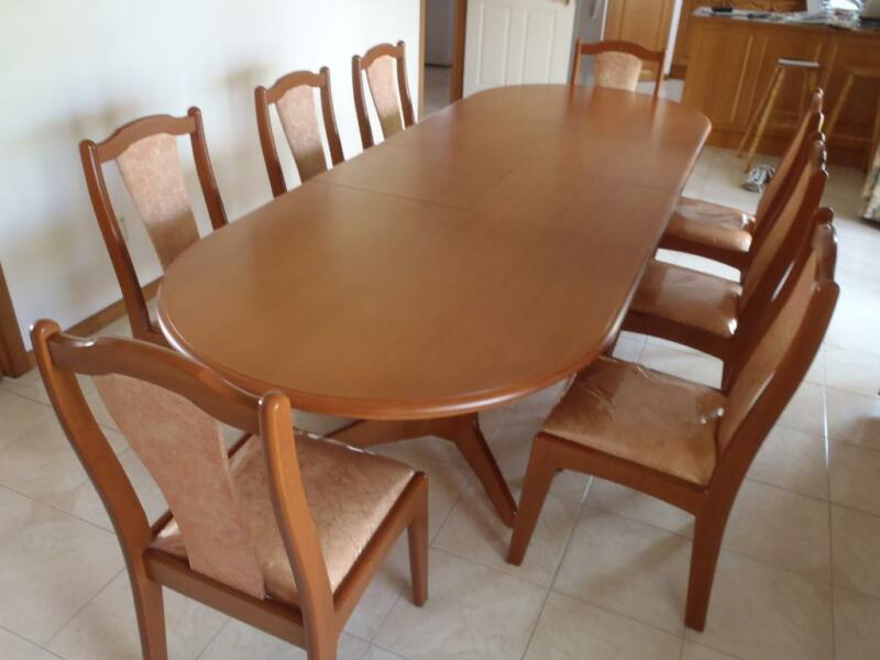 Dining table extendable dining table harvey norman for Dining room tables harvey norman