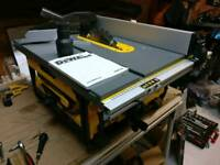 Dewalt dw475 portable table saw
