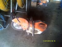 HYDRAULIC CABLE CUTTER AND STILSAW