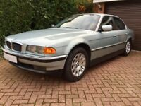 BMW 728i - E38 - FSH/MOT - Great Condition/1 previous owner! Fully Loaded!