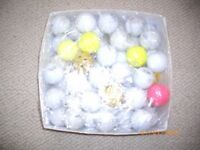 50 ASSORTED GOLF BALLS