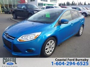 2014 Ford Focus SE with Heated Seats and Bluetooth