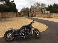Harley Davidson No Limits Custom Night Rod