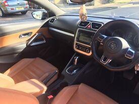 Volkswagen scirocco 1.4 TSI DSG 3dr